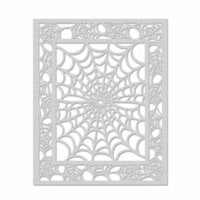 Hero Arts - Fall Collection - Halloween - Stencils - Spider Web