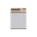 Hero Arts - Stencils - Pop Pattern