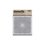 Hero Arts - Stencils - Spiral