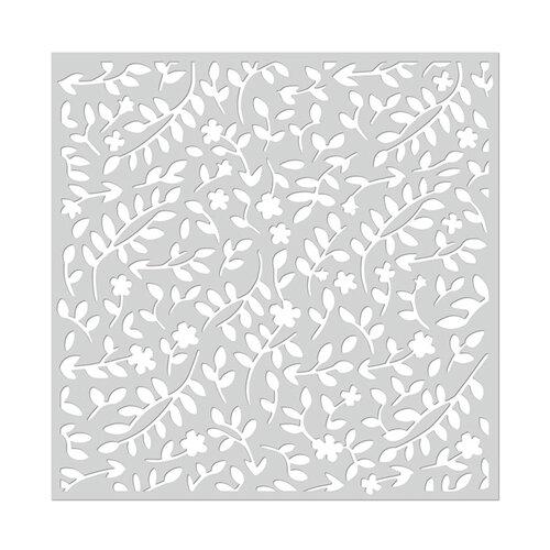 Hero Arts - Stencils - 6 x 6 - Spring Sprigs