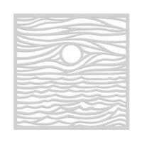 Hero Arts - Stencils - Sea and Sky