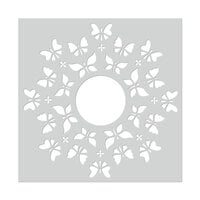 Hero Arts - Stencils - Butterfly Circle