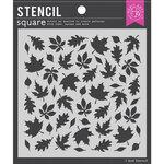 Hero Arts - Stencils - Fall Leaves