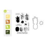 Hero Arts - Coloring Layering Bundle - Pineapple