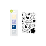 Hero Arts - Coloring Layering Bundle - Let Love Grow