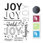 Hero Arts - Color Layering Bundle - Joy Message