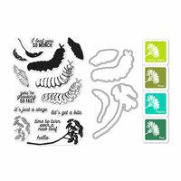 Hero Arts - Coloring Layering Bundle - Caterpillar