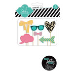 Heidi Swapp - Sugar Chic Collection - Wood Sticks - Sugar Chic Stix