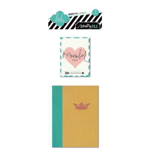 Heidi Swapp - Sugar Chic Collection - Mini Book - Openables