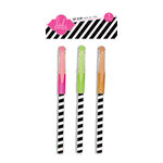 Heidi Swapp - Day Glow Collection - Neon Gel Pens - Orange Pink and Green