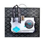 Heidi Swapp - Memory File Collection - Memory File Box - Black