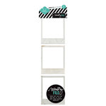 Heidi Swapp - Memory File Collection - Instaframes - Polaroid Style Frames and Stickers - Mini