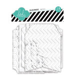 Heidi Swapp - Color Magic Collection - Notes - Resist Journaling Tags