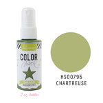 Heidi Swapp - Color Shine Iridescent Spritz - 2 Ounce Bottle - Chartreuse