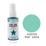 Heidi Swapp - Color Shine Iridescent Spritz - 2 Ounce Bottle - Mint Green