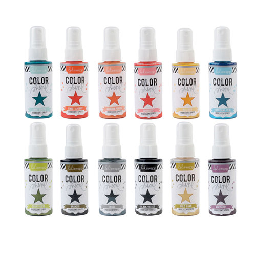 Heidi Swapp - Color Shine Iridescent Spritz Kit