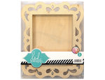 Heidi Swapp - Wood Shadowbox Frame