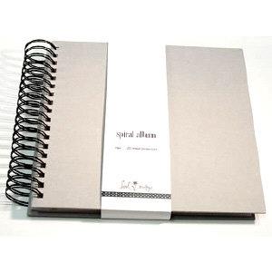 Heidi Swapp - 9x9 Chipboard Album - Raw