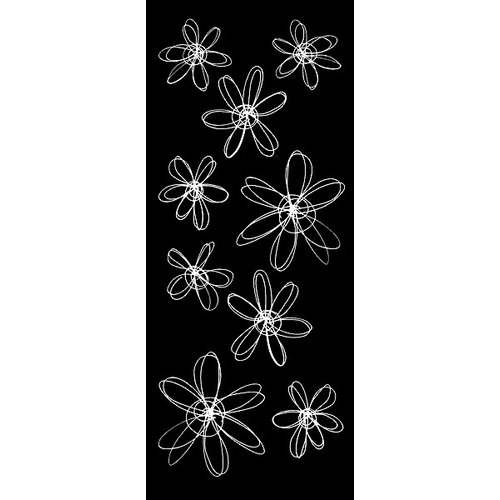 Heidi Swapp - Silhouette Images - Daisy, CLEARANCE