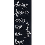 Heidi Swapp - Silhouette Words - Love, CLEARANCE