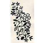 Heidi Swapp - Mask - Floral Bouquet Small