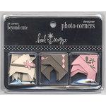 Heidi Swapp - Designer Photo Corners - Beyond Cute, CLEARANCE