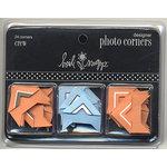 Heidi Swapp - Designer Photo Corners - Crew, CLEARANCE