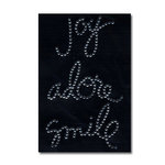 Heidi Swapp - Jewel Art - Bling - Words - Joy, CLEARANCE