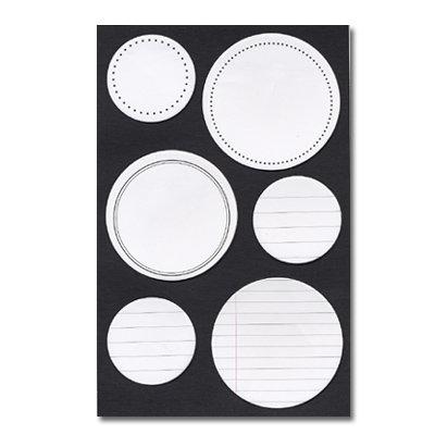 Heidi Swapp - Journaling Spots - Circles, CLEARANCE