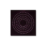 Heidi Swapp - Jewel Art - Bling - Frames - Circles - Pink