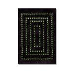 Heidi Swapp - Jewel Art - Bling - Frames - Rectangles - Martha, CLEARANCE