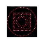 Heidi Swapp - Jewel Art - Bling - Frames - Variety - Ruby, CLEARANCE