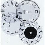 Heidi Swapp - Jumbo Ghost - Clock, CLEARANCE