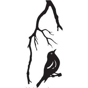 Heidi Swapp - Masks - Bird Branch