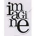 Heidi Swapp - Clear Stamps - Imagine