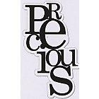 Heidi Swapp - Clear Stamps - Precious