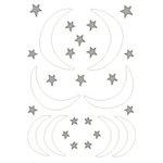 Heidi Swapp - Chipboard - Shapes - Stars & Moon, CLEARANCE