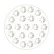 Heidi Swapp - Bling Floral Centers - Clear, CLEARANCE