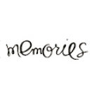 Heidi Swapp - Clear Stamps - Words - Memories