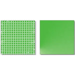 Heidi Swapp - Winterfresh Collection - 12 x 12 Double Sided Paper - Gumdrops, CLEARANCE