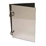 Heidi Swapp - 5 x 7 Mirror Album, CLEARANCE