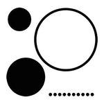 Heidi Swapp - Mega Mask - Circles