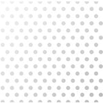 Heidi Swapp - Invisibles Collection - 12 x 12 Inkable Paper - Dots