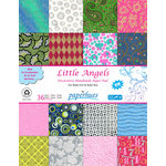 Hilltop Paper LLC - Decorative Handmade Paper Pack - 8.5 x 11 - Little Angel - 36 Pack