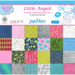 Hilltop Paper LLC - Decorative Handmade Paper Pack - 12 x 12 - Little Angel - 36 Pack