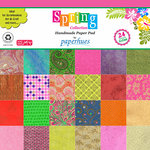 Hilltop Paper LLC - Decorative Handmade Paper Pack - 12 x 12 - Spring Collection - 24 Pack