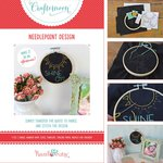 Hazel and Ruby - Crafternoon Collection - Kits - Needlepoint Design