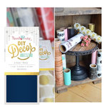 Hazel and Ruby - DIY Decor Tape - Navy - 4 Inch