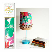Hazel and Ruby - DIY Decor Tape - Floralicious - 8 Inch