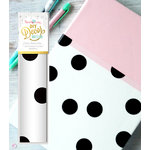 Hazel and Ruby - DIY Decor Tape - Scatter Dots - 8 Inch